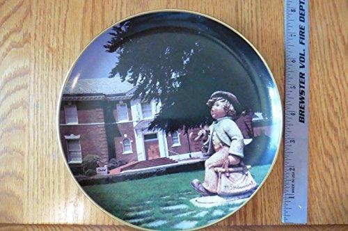 Goebel Hummel 1988 Wall Dish Plate Collector