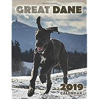 Great Dane 2019 Calendar