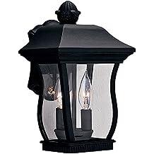 Designers Fountain 2712-BK Chelsea Wall Lanterns, Black