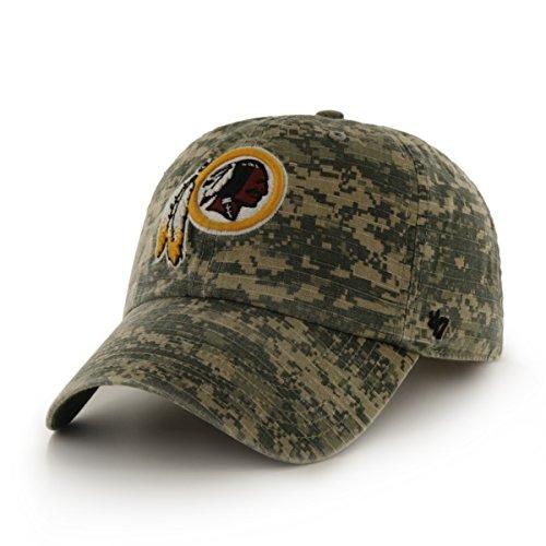 Washington Redskins Digital Camo Hat – Football Theme Hats 25a5975b573