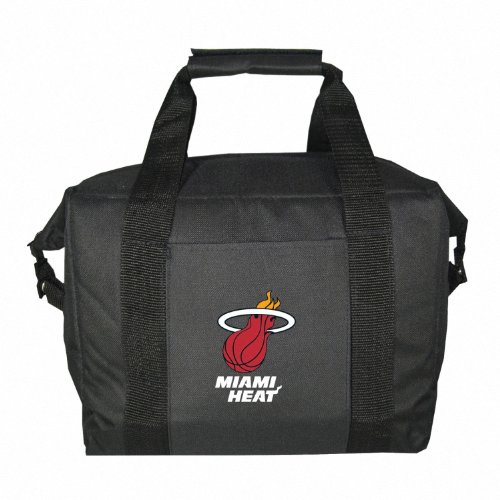 Miami Heat 12 Pack Insulated Cooler Bag Kolder