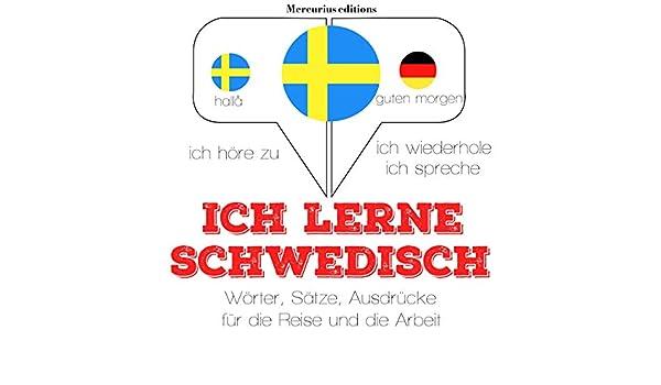 Amazoncom Ich Lerne Schwedisch Ich Höre Zu Ich