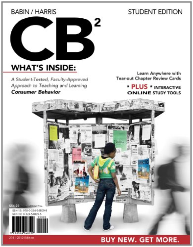 CB2 (with Review Cards and CB4ME.COM Printed Access Card)...
