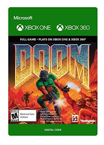 Doom   Xbox One  Digital Code