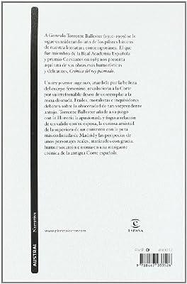Crónica del rey pasmado: 2 (Contemporánea): Amazon.es: Torrente Ballester, Gonzalo: Libros