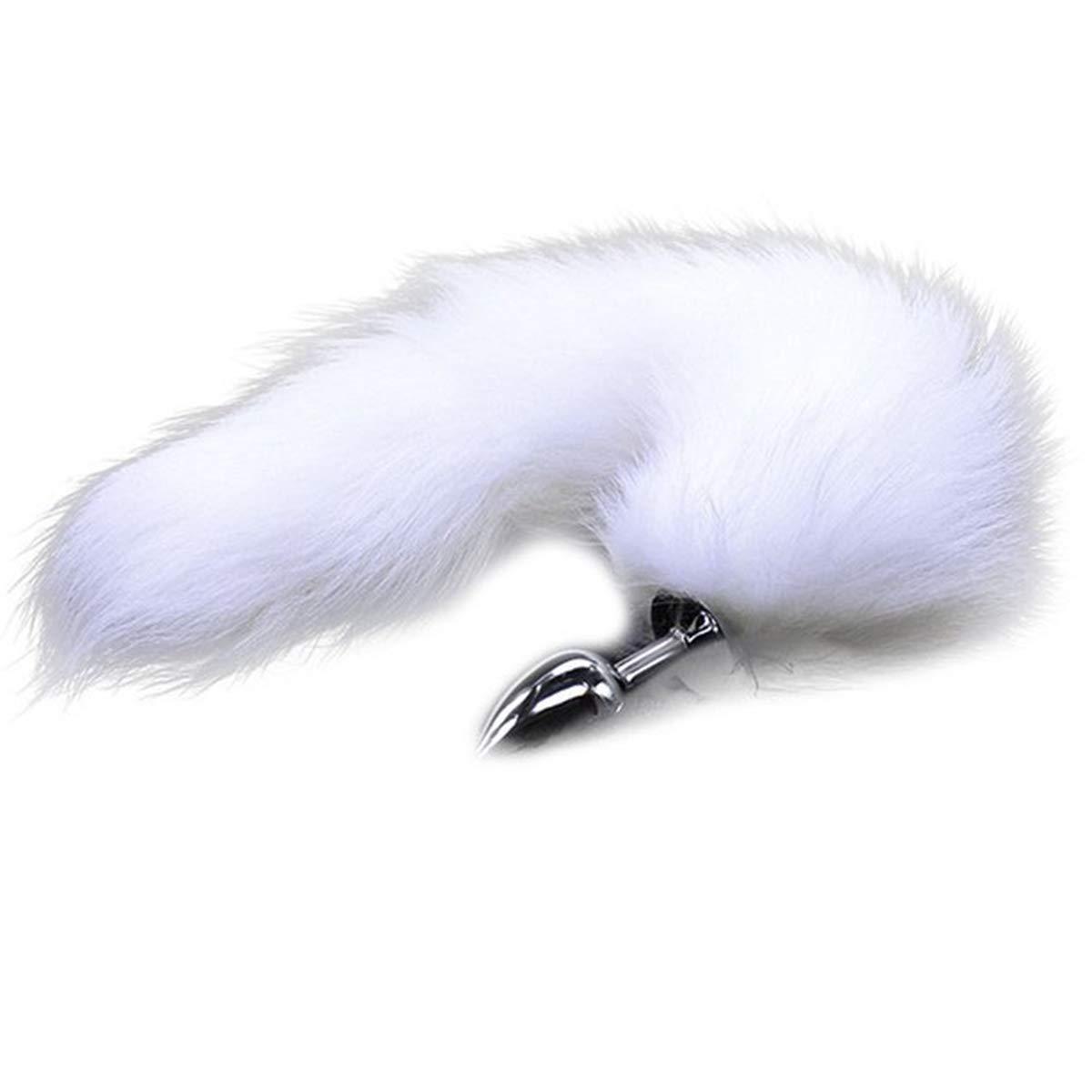 Foxs Tails Anal Butt Plug