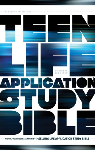 NLT Teen Life Application Study Bible (Softcover) -