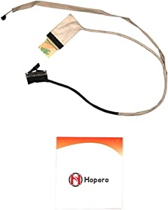 Hopero LCD LVDS Video Cable Replacement for HP Pavilion 17-e019dx 17-e061nr 17-e067cl 17-e184ca 17-e104nr 17-e105nr 17-e077nr 17-e147nr 17-e116dx 17z-e000 CTO Non-Touch