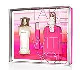 Victoria Secret Dream Angels Heavenly Travel Gift Box ( Angel Mist, 75ml/2.5 Fl Oz Travel-size Eau De Parfum, 7 Ml/.24 Fl Oz Luggage Tag)
