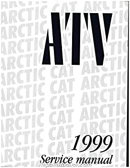 2256 089 1999 arctic cat 500 4x4 400 4x4 300 4x4 300 2x4 250 2x4 rh amazon com Arctic Cat 300 4x4 Parts 1999 arctic cat 300 atv manual