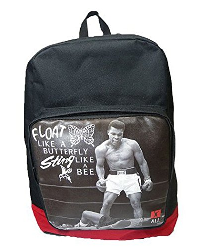 Para hombre Boys Mohammed Ali–mochila carácter divertido familia regalo Unisex Mohammed Ali