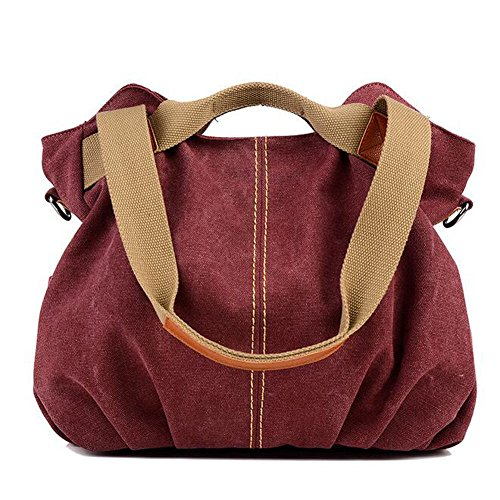 Borsa A Tracolla Fashion Bag A Tracolla Fashion Femminile Borsa A Tracolla Fashion Borsa Di Tela Purple