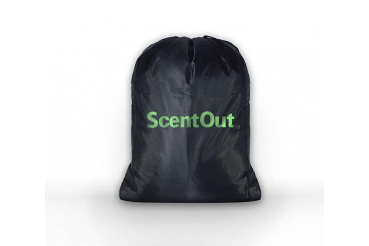 SCENTOUT Reusable Carbon Hunting Scent Control Bag: 24'' x 28'' Bag Keeps Clothing & Gear Scent-Free