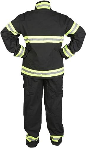 Aeromax Adult Firefighter Suit