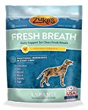 Zuke's 23003 Enhance Fresh Breath Chicken Formula Functional Dog Chews - 5 oz. Pouch