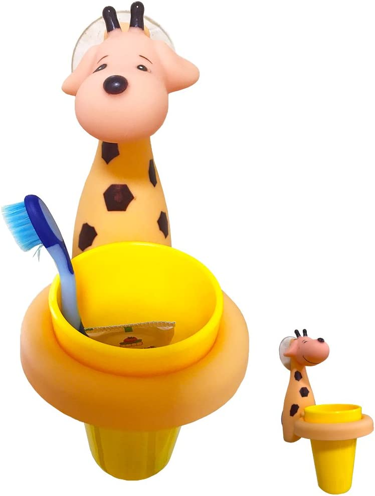 Curtains Cartoon Cup Bucket Home Decor Cute Kids Cutebucket Toothbrush Holder HO