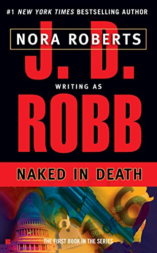 book cover of Naked in Death