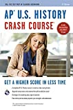 img - for AP U.S. History Crash Course: Book + Online (Advanced Placement (AP) Crash Course) by Larry Krieger (2015-02-12) book / textbook / text book