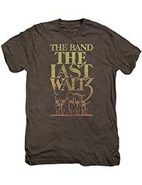 The Band Shirt The Last Waltz Premium Canvas T-Shirt