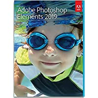 Adobe Photoshop Elements 2019 [PC/Mac DISC]