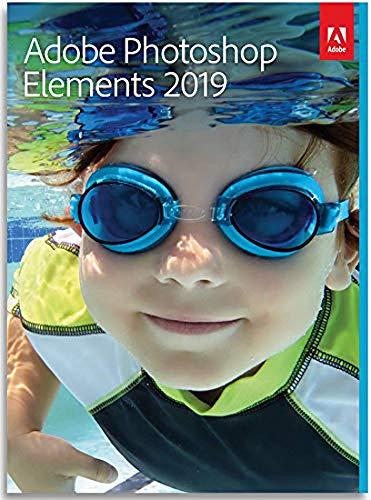 Adobe Photoshop Elements 2019 [PC/Mac DISC] by Adobe