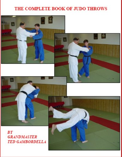 The Complete Book of Judo Throws