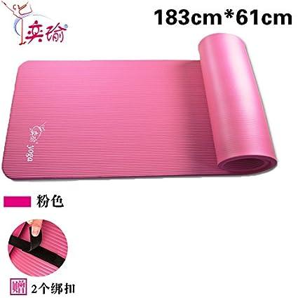 DADAO-Esterilla de Yoga anti skid mat protección ambiental ...