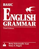 Basic English Grammar, Azar and Azar, Betty S., 0135031222
