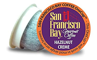 San Francisco Bay OneCup, Flavored Coffee, Single Serve Coffee