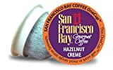 k cup hazelnut - San Francisco Bay OneCup, Hazelnut Crème, 36 Count- Single Serve Coffee, Compatible with Keurig K-cup Brewers, Flavored