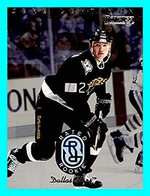 1996-97 Donruss Rated Rookies #4 Jere Lehtinen DALLAS STARS