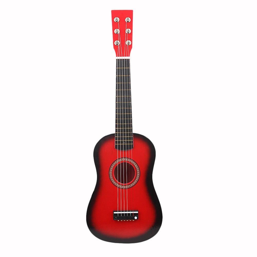 EDTara 21 Inch Guitar for Beginner, 6 String Guitars for Children Kids Great Christmas Gifts General