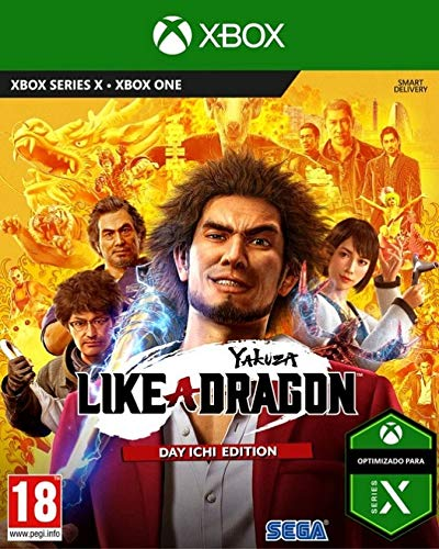 Yakuza Like a Dragon Day Ichi Edition - Xbox One