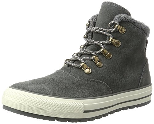 Converse Womens Boots (Converse CT All Star High Top Women's Ember Boots Thunder/Egret 557934c (6 B(M) US))