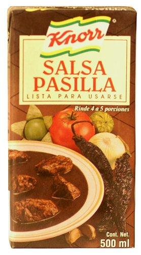 Knorr Salsa Pasilla
