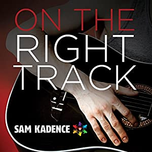 On the Right Track | Livre audio