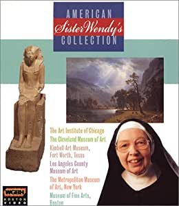 Sister Wendy's American Collection, Box Set [VHS]