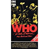 The Who: Rocks America 1982 American Tour
