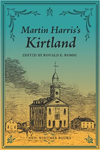 Image result for martin harris kirtland temple