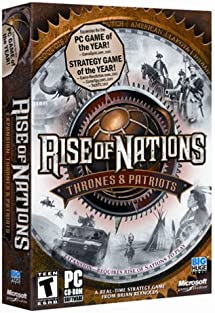 rise of nations thrones and patriots product key code