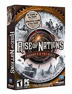 Rise of Nations: Thrones & Patriots Expansion Pack