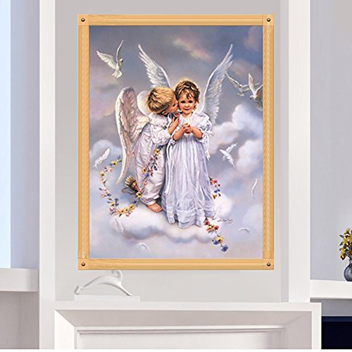 Angel Embroidery - 5