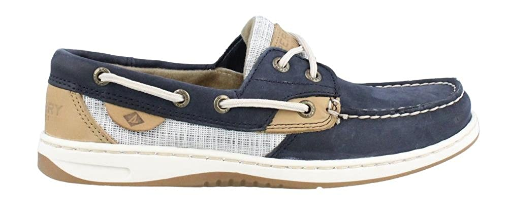 Sperry Woherren Blaufish 2 Eye Boat schuhe Navy Multi 9 M