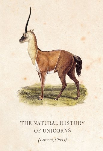 The Natural History of Unicorns cover