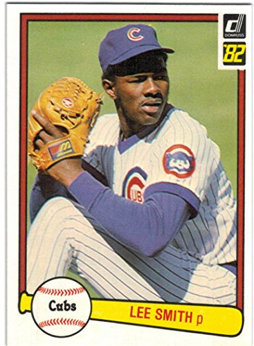 1982 Donruss Chicago Cubs Team Set with Lee Smith RC & Bill Buckner - 24 MLB Cards