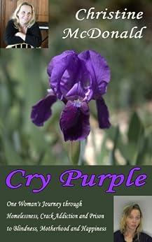 Cry Purple by [McDonald, Christine]