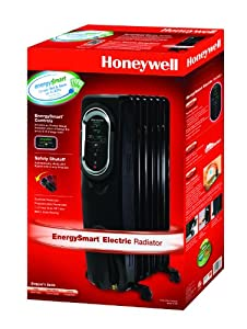 Honeywell EnergySmart Electric Radiator Whole Room Heater
