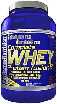 Perfect Nutrition Complete Whey Fusion 8, Suplementos de ...