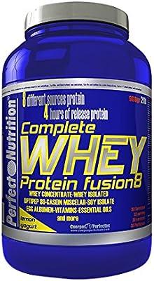 Perfect Nutrition Complete Whey Fusion 8, Suplementos de Proteínas ...