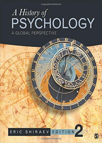 A History of Psychology: A Global Perspective by Eric B. Shiraev (2014-03-04)
